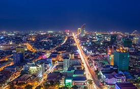 カンボジア土地不動産市場の動向