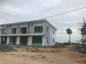 カンボジア不動産開発