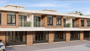 カンボジアボレイ住宅建設