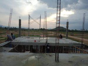 カンボジアボレイ建設投資