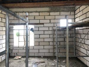 カンボジア初の軽量ブロック