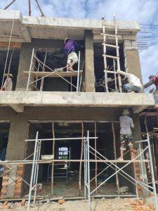 カンボジア不動産投資用モデルハウス