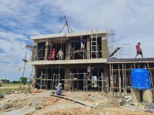 カンボジアのボレイ建設投資