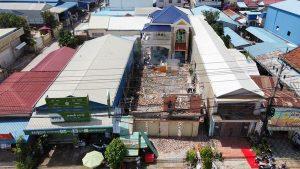 カンボジアのワイヤーハウス
