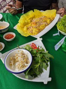 カンボジアのベトナム料理