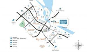 プノンペンのコンドミニアム投資地図