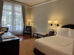カンボジアコロナ禍のラッフルズホテル隔離